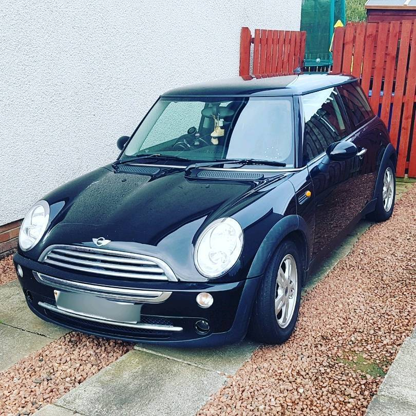Swap S My Mini Cooper