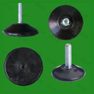 8-x-REGOLABILE-livellamento-piedi-a-pedale-42mm-x-25mm-M6-filettatura-scrivania