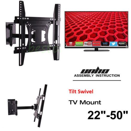 full motion tilt lcd led tv wall mount bracket 42