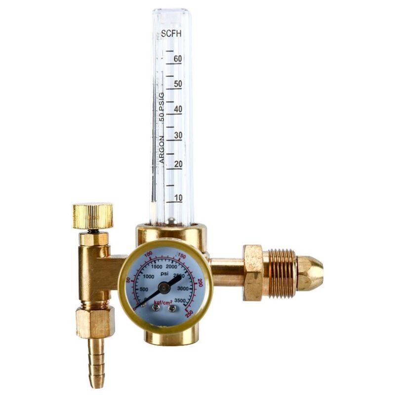 High-Quality Argon CO2 Mig Tig Flow meter Welding Regulator Gauge Gas Welder