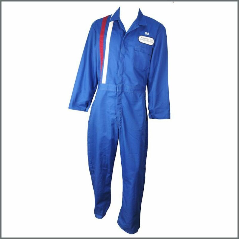 Pink Floyd 87/88 A Momentary Lapse Of Reason World Tour Crew Boiler Suit (USA)