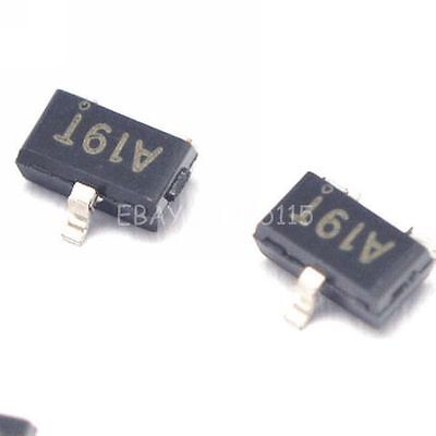 100pcs Ao3401 A19t 4.2a30v Sot23 P-channel Mosfet Smd Transistor New
