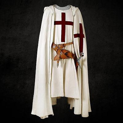 Medieval Crusader Knight Tabard Perfect for Costume, Re-enactment, Stage or LARP