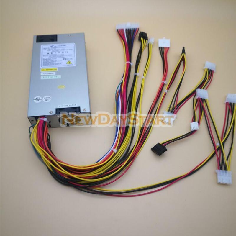 1pc Fsp300-601u 1u 300w Server Industrial Power Supply New