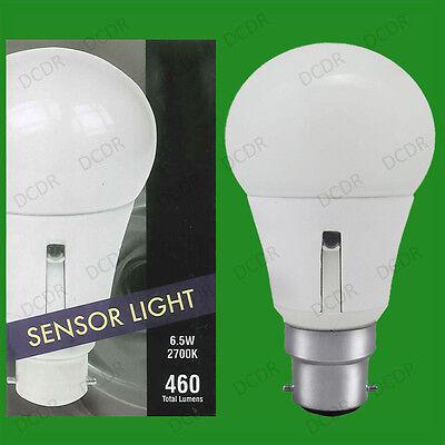 40w Nacht Licht (6.5W (=40W) Led GLS Dusk Till Dawn Sensor Sicherheit Nachtlicht, BC B22 Lampe)
