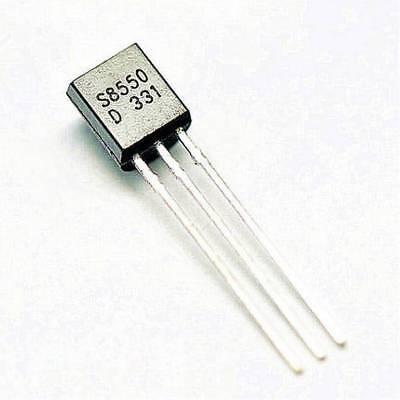 20pcs S8550 8550 Pnp To-92 Dip Transistors