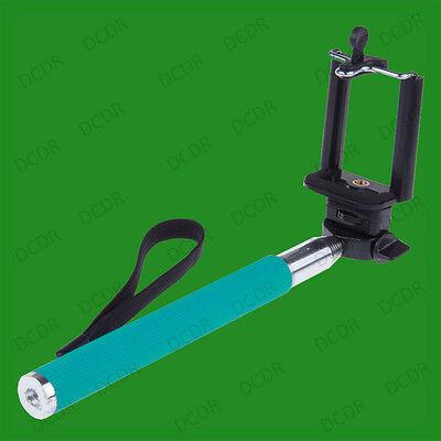 Palmare 100cm Estensibile Monopiede Bastone per Selfie più Telefoni Cellulari &