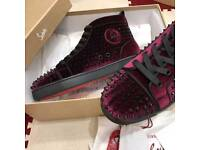 CHRISTIAN LOUBOUTIN FENDI GUCCI TRAINERS