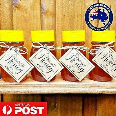 100% Pure Australian Honey Organic Raw 2 Kg - Direct from the Beekeeper