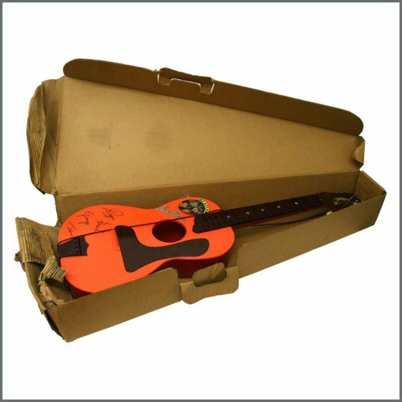 The Beatles Selcol New Beat Guitar (UK)