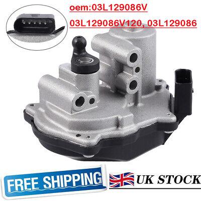 03L129086V Intake Manifold Flap Actuator Motor FOR SKODA Passat VI Audi 2.0 TDI