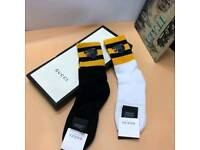 Wolf Gucci socks
