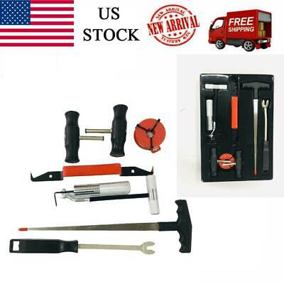 7pc Professional Windshield Removal Tool Kit Automotive Wind Glass Remover@US