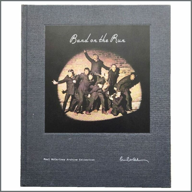 Paul McCartney & Wings 2010 Band On The Run Archive Collection Deluxe Edn (UK)