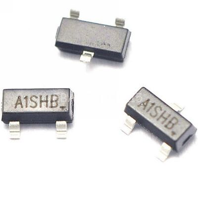 50pcs Si2301 A1shb 2.3a20v Sot23 Mos P-channel Mosfet Smd Transistor New
