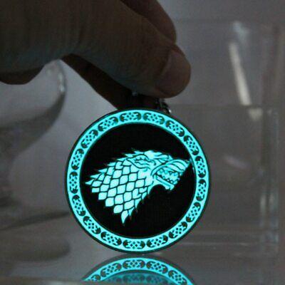 Game of Thrones Glow In The Dark Keyring Keychain got  S8 2019