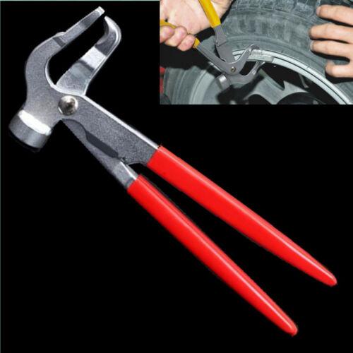 Car Wheel Weight Plier Hammer Tire Balancer Changer Tyre Repair Plier Metal Tool