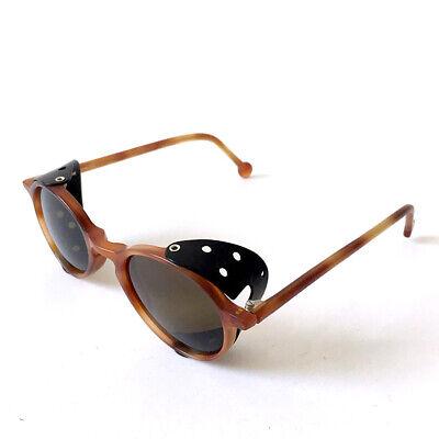 ⭕ 80s Vintage L.A. Eyeworks Google Sunglasses : steam punk goth shirt supreme LA