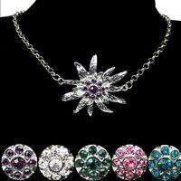 Edelweiss Collar Collar Traje Traje Típico Adorno De Traje 5 Colores Nuevo -  - ebay.es