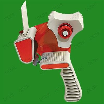 Packaging Tape Hand Dispenser Gun, For packaging Parcels with 50mm x 66m Tapes for sale  Shipping to Canada