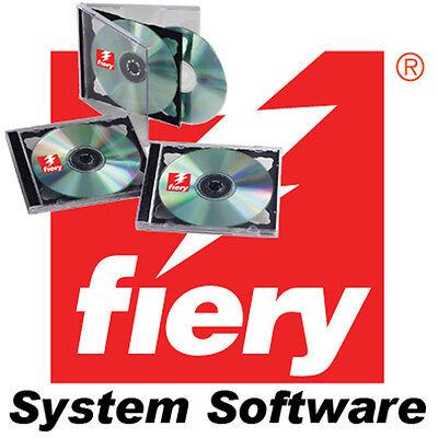 XEROX Bustled FIERY E10-04 Controller (SOFTWARE DVD's) WorkCentre 7755/7765/7775, usado segunda mano  Embacar hacia Mexico