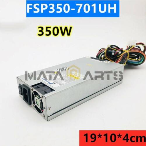 1pc Fsp350-701uh 80puls Server Industrial Power Supply Active 350w