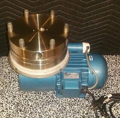 Knf N0100st.16e Temp Resistant Vacuum Pump For Harsh Vapors Ptfestainless 115v