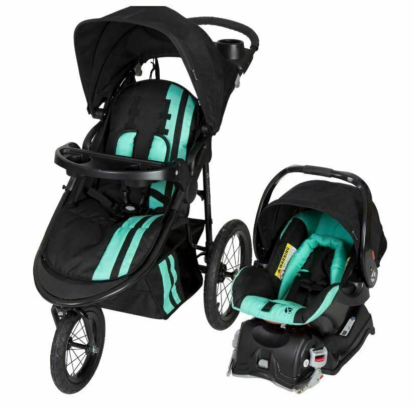 Baby Trend CityScape Jogger Travel System - Vivid Green