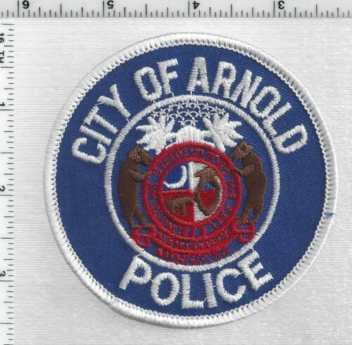 City of Arnold Police (Missouri) 1st Issue Shoulder Patch