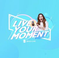 Live your moments on Bigo and get paid