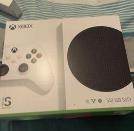 Xbox series S - - 512GB