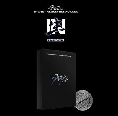 [ STRAY KIDS ] - IN生 ( IN LIFE ) Repackage Album Vol.1 Limited Edition SEALED