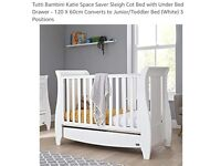 Tutti Bambi Cot bed