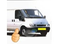 Man and a van delivery/collection services