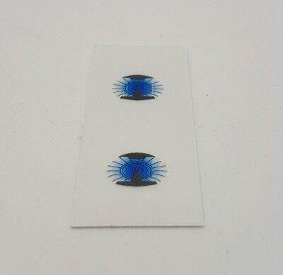 Custom Eaglemoss USS Aventine Deflector Vinyl Sticker