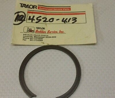 Taylor Forklift 4520-413 Snap Ring New