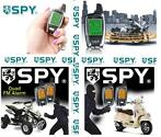 SPY Motor Alarmsysteem FM Pager5000 Tracker SPY-Tech