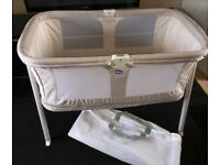 Chicco Lullago Baby Crib to Travel Cot 👶🏻💤