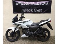 Honda Cbf 125cc 2014 Learner Legal Just Serviced Long Mot