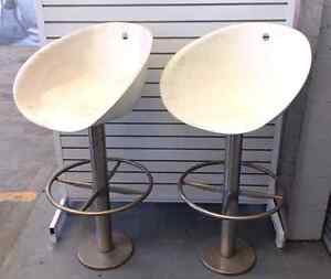 Stainless Steel Marine Boat Stools/Chairs Brookvale Manly Area Preview