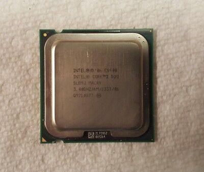 Intel Core 2 Duo E8400 SLB9J 3.0GHz Dual Core Processor