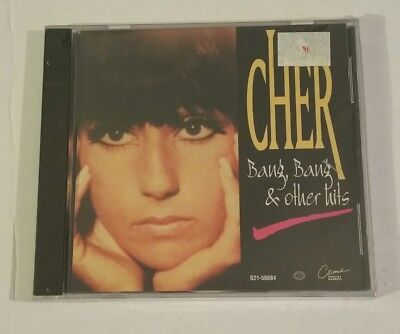 Cher Bang Bang And Other Hits Cd New