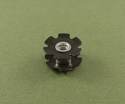 "Bicycle Threadless Headset Star Nut 1 1/8"" New Star Fangled bike repair part"