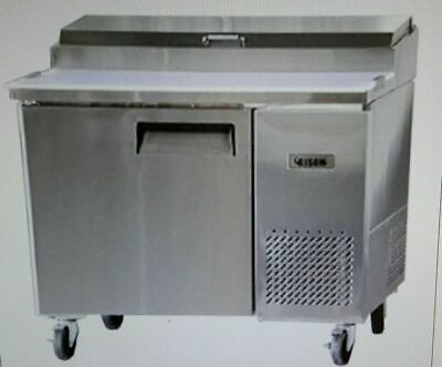 Bison Refrigeration Bpt-44 Refrigerated Counter Pizza Prep Table