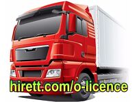 TRANSPORT MANAGER REQUIRED – CPC HOLDER – HGV or PSV – PART TIME EXTERNAL