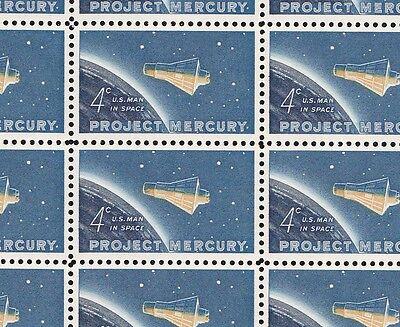 1193    4c   MERCURY   M NH FULL SHEET OF 50