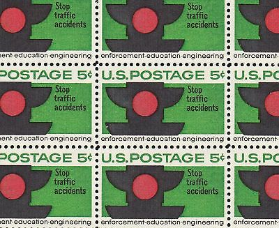 1272     TRAFFIC LIGHTS           FULL  SHEET OF  50