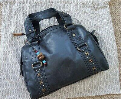 Hidesign leather bag