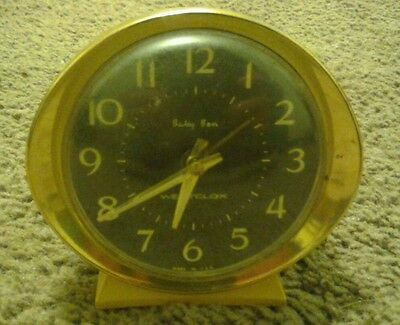 Westclox Baby Ben Alarm Clock made in USA