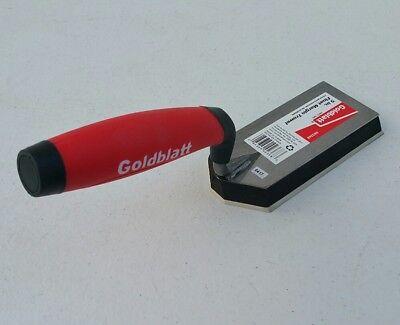 GOLDBLATT 5-in Steel Blade Ceramic, Porcelain, Marble, Granite  Tile Trowel Tool